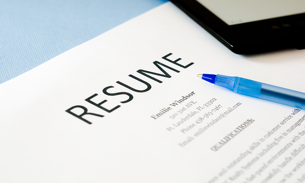 8 ways to make your resume stand out