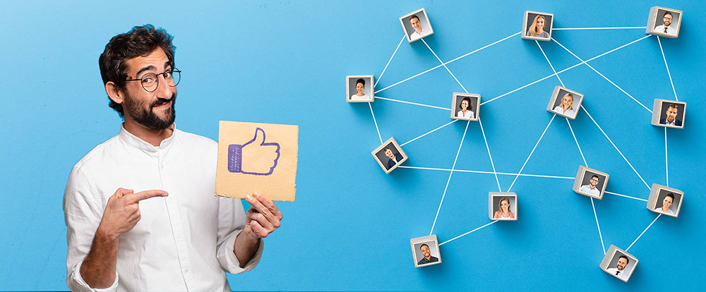 4 Tips to Improve the Recruitment Process Online - social media